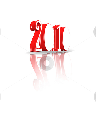 2010  stock photo, 2010 - Happy New Year by Stefano SENISE