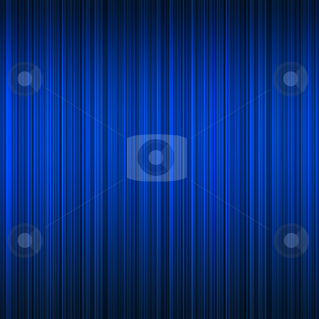 Dark blue graduated stripes abstract background. stock photo, Dark blue graduated stripes abstract background. by Stephen Rees