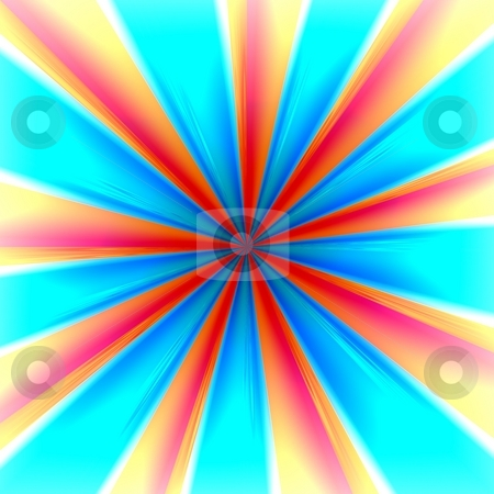Radial zoom burst stock photo, Radial zoom burst of energy, abstract background illustration by Kheng Guan Toh
