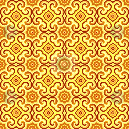Retro pattern stock photo, Colorful abstract retro patterns geometric design wallpaper background by Kheng Guan Toh