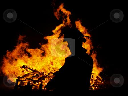 Fire stock photo, Fire by Jim DeLillo