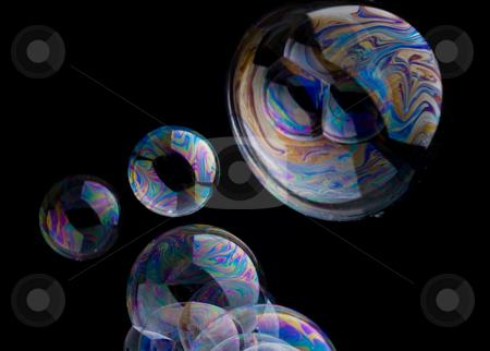 Soap Bubbles stock photo, Soap Bubbles by Jim DeLillo