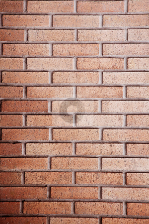 Bricks stock photo, Texture of a brick wall, empty to insert text or design by Giuseppe Ramos