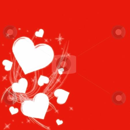 Valentine Special stock photo, Valentine card grafic by CHERYL LAFOND