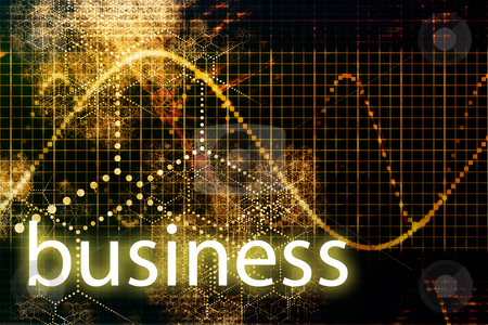Business Abstract Technology stock photo, Business Abstract Technology Concept Wallpaper Background With Graph by Kheng Ho Toh