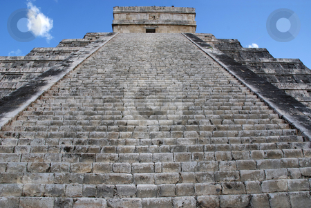 Chichen Itza stock photo, Chichen Itza by Chris Davidson
