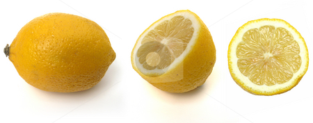 Tropical fruits: Lemon stock photo,  by Adam Radosavljevic