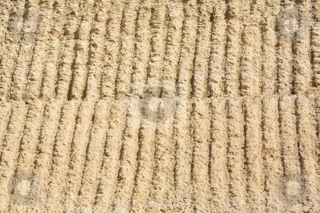 Dry soil pattern for background stock photo, Dry soil pattern for background with sripes from plowed by Rudyanto Wijaya