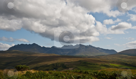 Skye stock photo, Isle of Skye, Scotland by Jaime Pharr