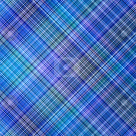 Cool blue colors abstract grid pattern background. stock photo, Cool blue colors abstract grid pattern background. by Stephen Rees