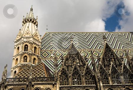 Vienna #39 stock photo, St Stephens DOM - Vienna, Austria by Sean Nel
