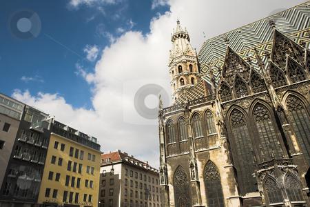 Vienna #45 stock photo, St Stephens DOM - Vienna, Austria by Sean Nel