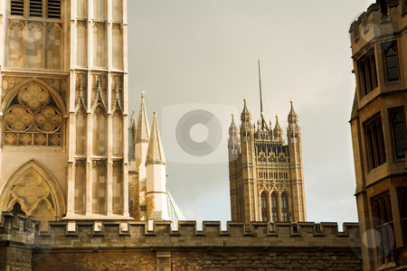 London #60 stock photo, Westminster Central hall, London. by Sean Nel