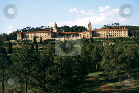 Union buildings stock photo, The South African Union Buildings by Sean Nel