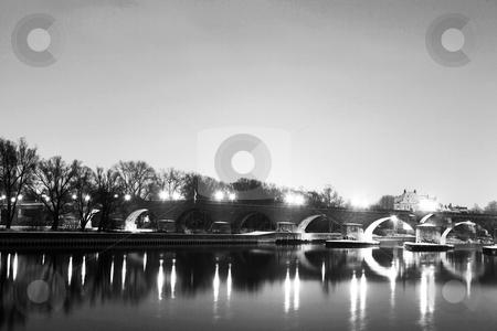 Regensburg#41 stock photo, Bridge in Regensburg, Germany by Sean Nel