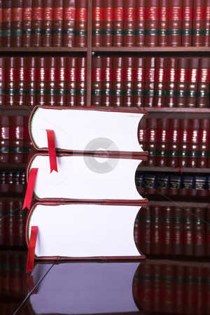 Legal books #17 stock photo, Legal books on table - South African Law Reports by Sean Nel