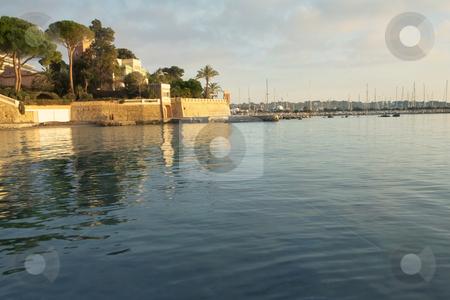 Juan Les Pins #14 stock photo, Private harbor in Juan Les Pins by Sean Nel