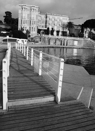 Juan Les Pins #20 stock photo, Private harbor in Juan Les Pins, France by Sean Nel