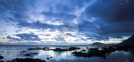 Sea Landscape #4 stock photo, Rocky Beach, Betty by Sean Nel