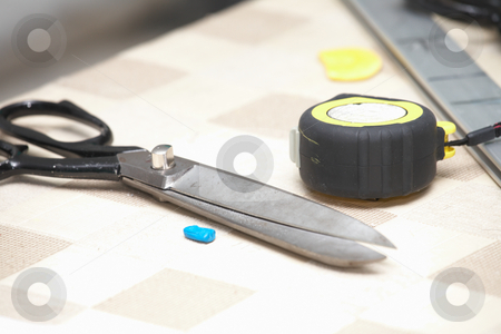 Industrial sewing tools