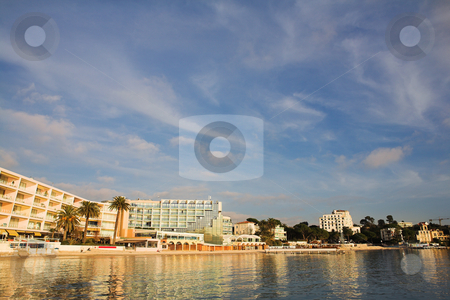 Juan Les Pins #16 stock photo, Private harbor in Juan Les Pins, France by Sean Nel