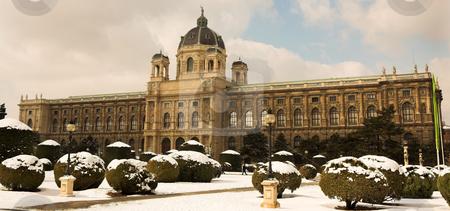 Vienna #8 stock photo, The museum of Fine Arts in Vienna, Austria by Sean Nel