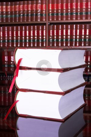 Legal books #16 stock photo, Legal books on table - South African Law Reports by Sean Nel