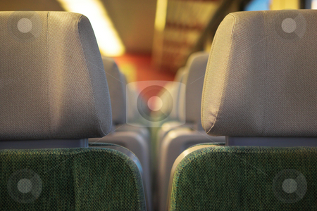 Regensburg #61 stock photo, Interior of a bus.  Shallow D.O.F by Sean Nel