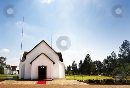 Wedding #26 stock photo, Wedding chapel by Sean Nel