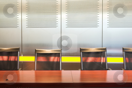Office #6 stock photo, The interior of a modern office by Sean Nel