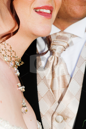 Bridal Couple #48 stock photo, Wedding Couple  by Sean Nel