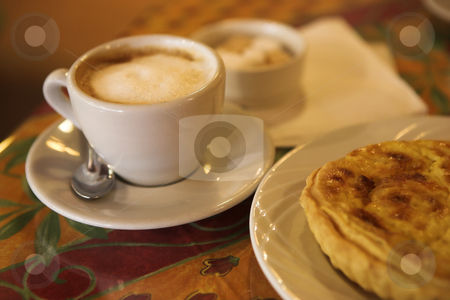 Coffee #1 stock photo, Coffee in Juan Les Pins - Shallow DOF by Sean Nel