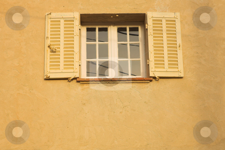 Windows #01 stock photo, Old Windows and Shutters by Sean Nel