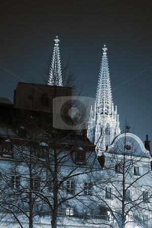 Regensburg#45 stock photo, Building in Regensburg by Sean Nel