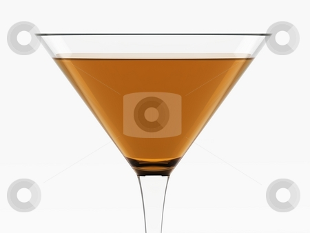 Brown Cocktail stock photo, Brown Cocktail by Oliver Klimek