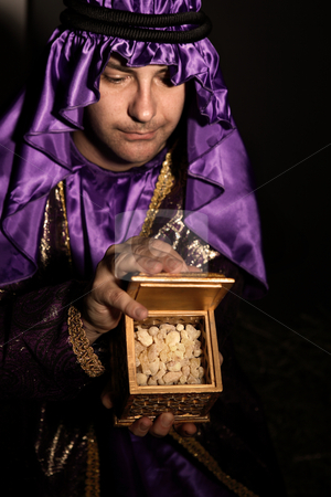 Gift of Frankincense stock photo, Gift of Frankincense by Leah-Anne Thompson
