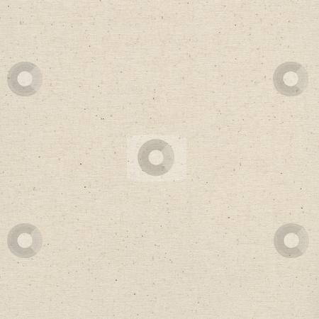 Blank cotton canvas texture stock photo, Texture of blank artist cotton canvas background by Marek Uliasz