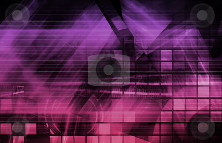 Internet Abstract Background stock photo, Internet World Wide Web Abstract Tech Background by Kheng Ho Toh