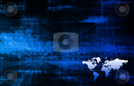 Corporate Worldwide  stock photo, Worldwide Corporate Expansion as a Background by Kheng Ho Toh