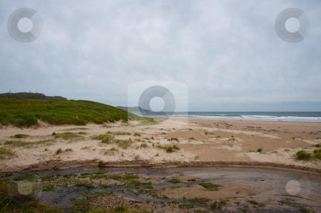 Islay beach stock photo, Beach on the Isle of Islay by Jaime Pharr