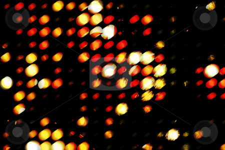 Grunge light stock photo, Grungy circles of  saturated light by Leah-Anne Thompson
