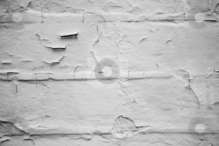 Brick Wall Background Texture stock photo, A close up on an old brick wall background texture. by Travis Manley