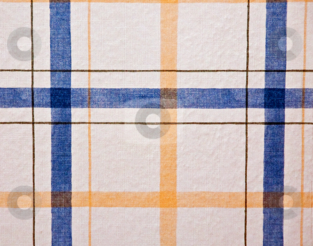 Dish Towel stock photo,  by W. Paul Thomas