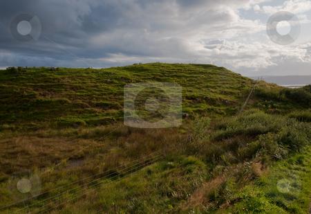 Skye hillside stock photo, Isle of Skye, Scotland by Jaime Pharr