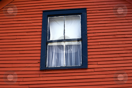 Old Window stock photo,  by David Chapman