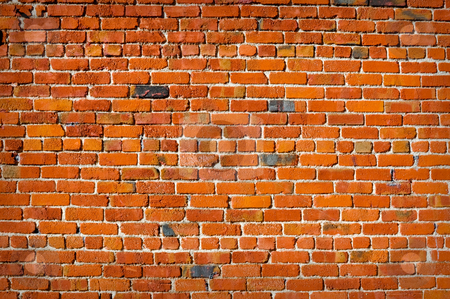 Old Brick Wall stock photo, Old Brick Background used for text and wallpaper by Brandon Bourdages