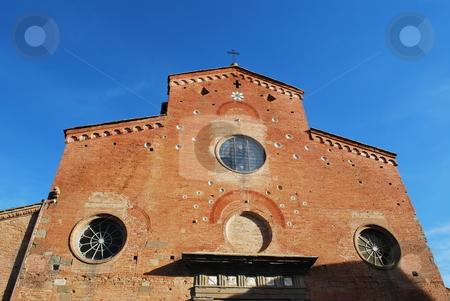 San Domenico, San Miniato stock photo, A religious monument in San Miniato, Pisa, Italy by Maurizio Martini