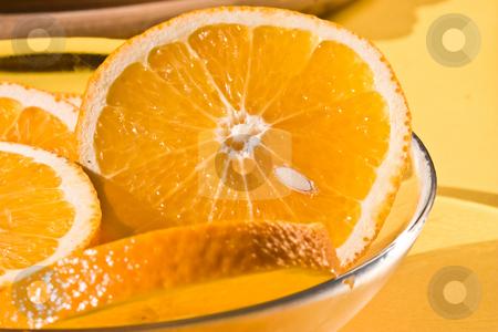 Orange stock photo, Food series: tasty ripe and juicy orange by Gennady Kravetsky