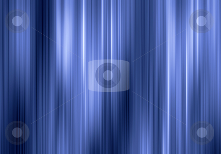Blue colors abstract stripes background. stock photo, Blue colors abstract stripes background. by Stephen Rees