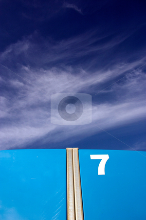 Doors to 7th Heaven stock photo,  by Stanislovas Kairys